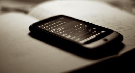 Navigazione su smartphone