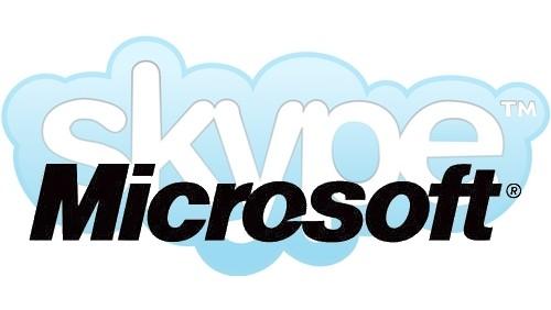 Skype e Microsoft