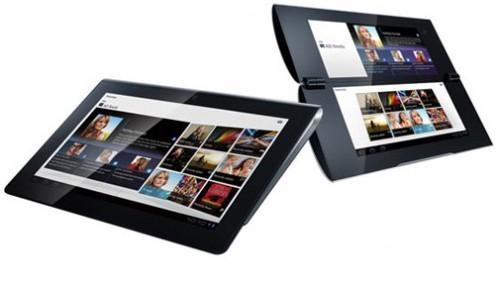 Sony Tablet S e P