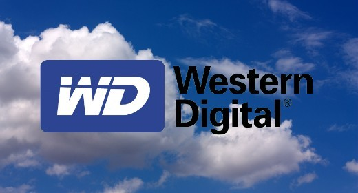 Western digital cloud