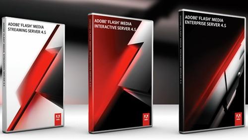 Adobe Flash Media Server 4.5