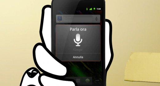 Google Azioni Vocali
