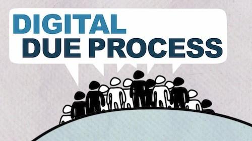 Digital Due Process