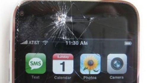 iPhone guasto