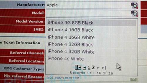 iPhone 4S da AT&T
