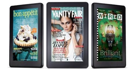 Riviste su Amazon Kindle Fire