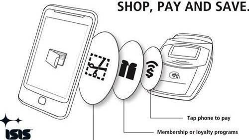 iPhone 5 e NFC