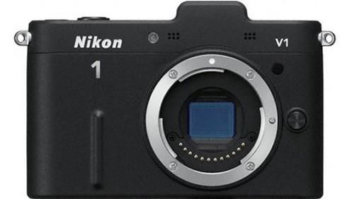 Nikon 1 V1 e 1 J1