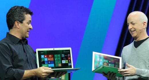 Steven Sinofsky presenta Windows 8
