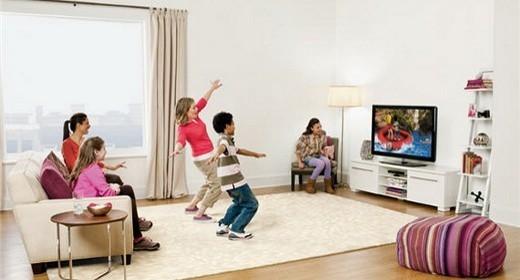 Bambini con Kinect