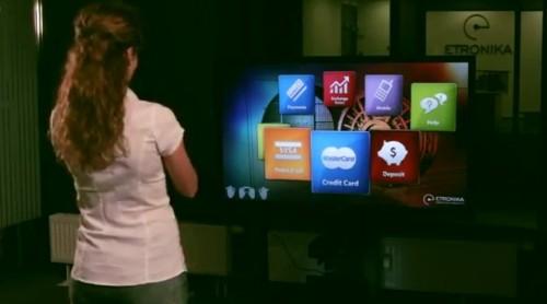 Kinect Banking App