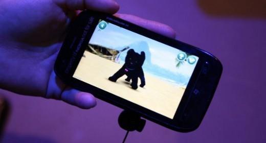 Kinectimals su Nokia Lumia
