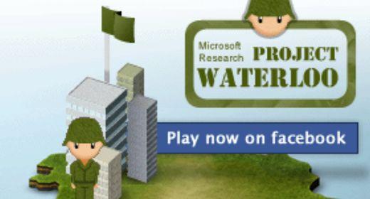 Microsoft Project Waterloo