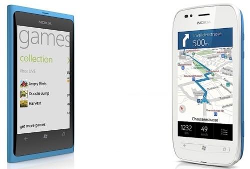 Nokia Lumia 800-710
