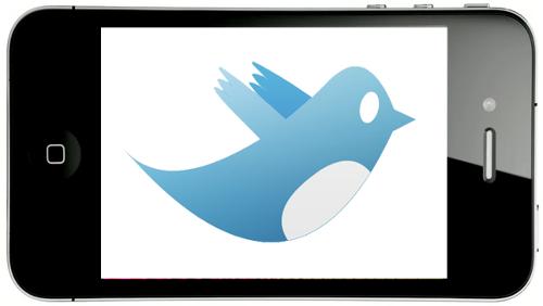 Twitter su iPhone