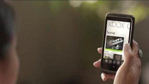 Xbox 360 su Windows Phone