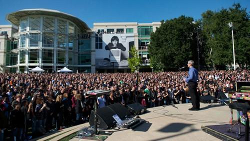 Celebrazione Steve Jobs