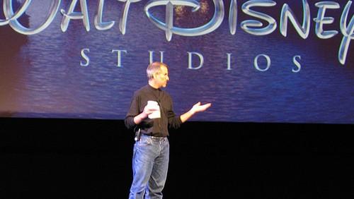 Steve Jobs, Walt Disney