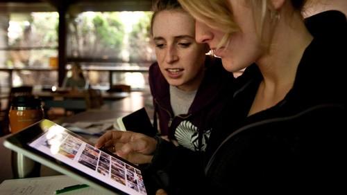 Studenti e iPad