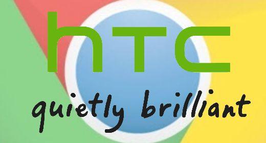 Chromebook HTC