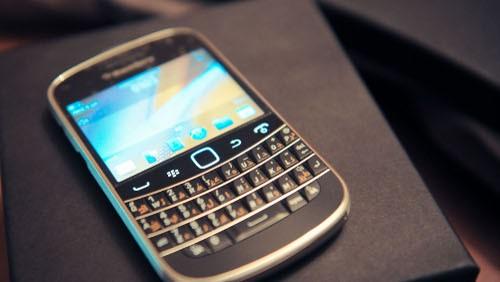 Gmail per Blackberry