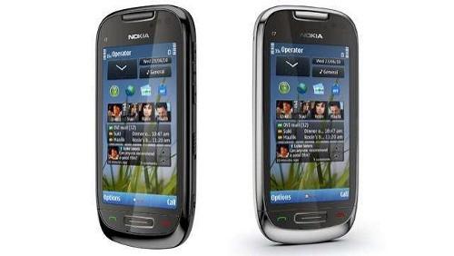 Nokia C7 Symbian Belle