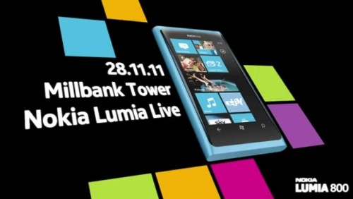 Nokia Lumia Live