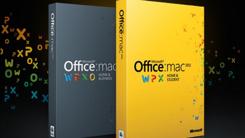 Office per Mac 2011