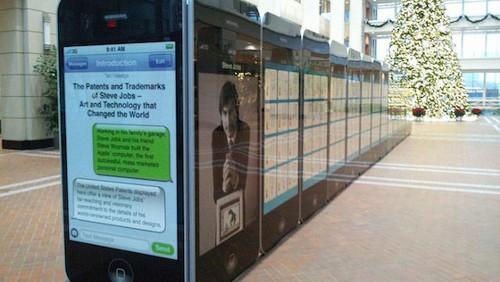 Steve Jobs su iPhone giganti