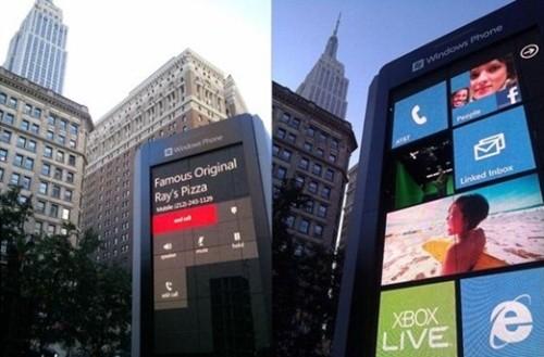 Windows Phone New York City
