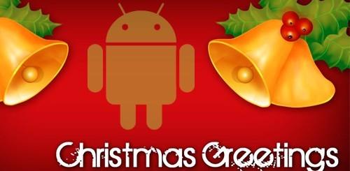 Auguri di Natale con Android