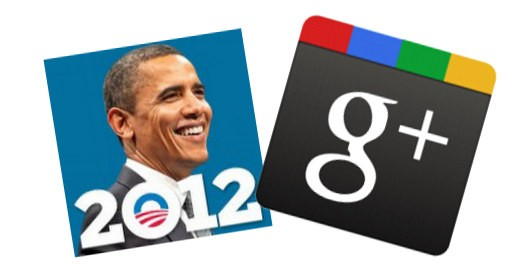 Barack Obama su Google Plus