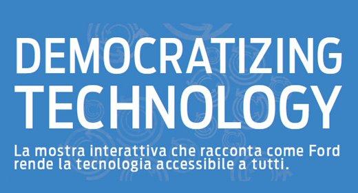 Ford - Democratizing Technology
