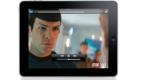 iPad video streaming