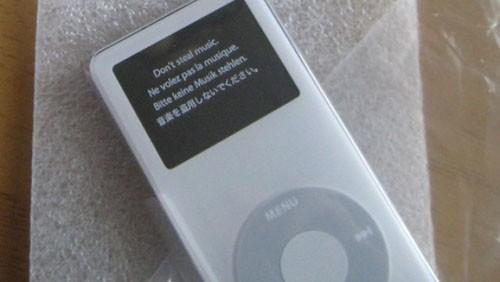 iPod Nano prima sostituzione