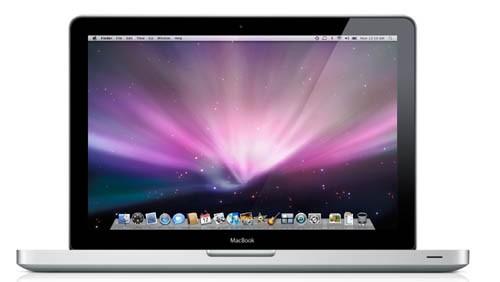 MacBook Aluminium Unibody 2008