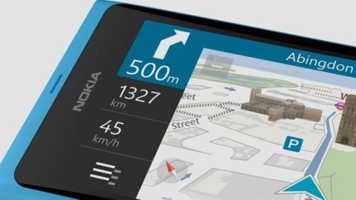 Nokia Drive - Nokia Lumia 800