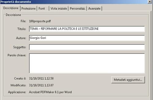 PDF Matteo Renzi