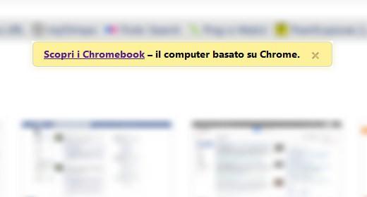 Scopri i Chromebook