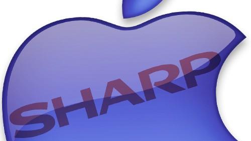 Apple, Sharp