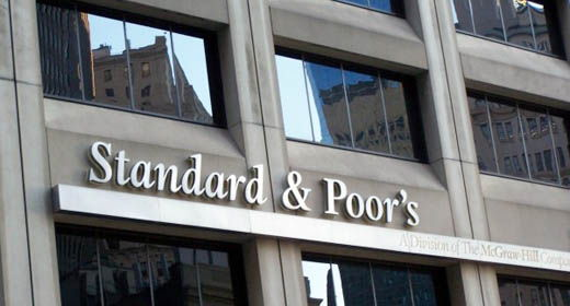 Standard and Poor Francia