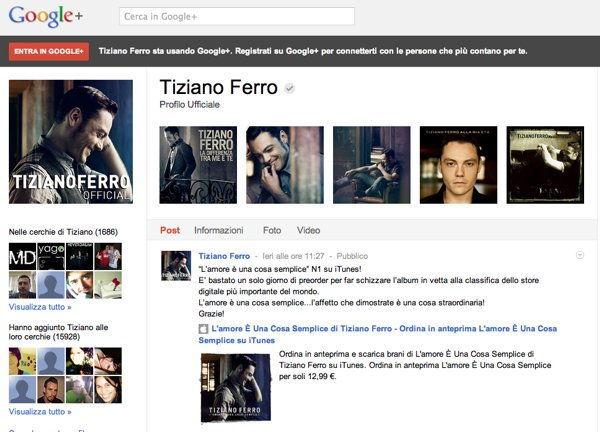 +Tiziano Ferro