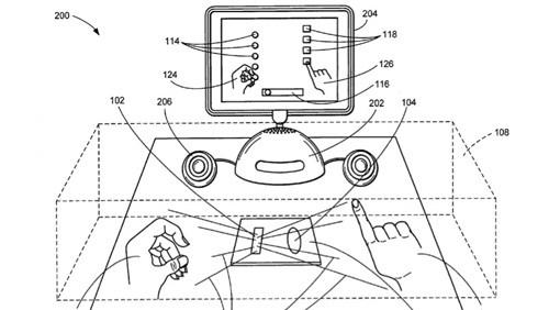 iMac, interazione 3D