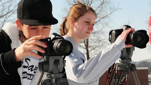 Canon e Nikon DSLr