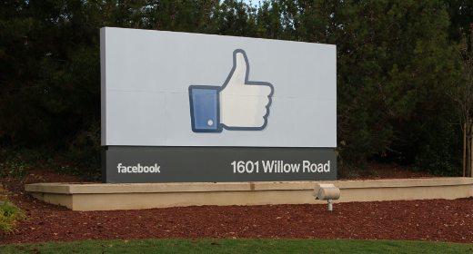 Facebook Willow Road