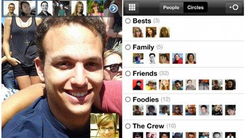 Google Plus per iOS