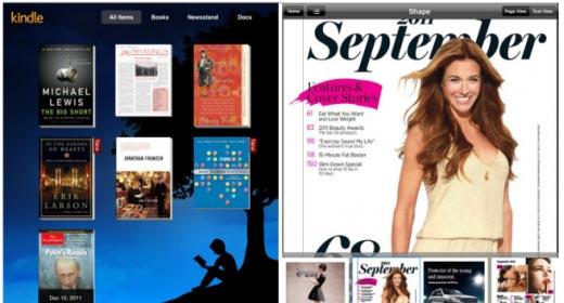 Kindle app iOS