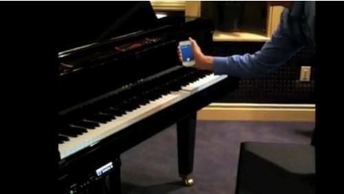 Siri al pianoforte