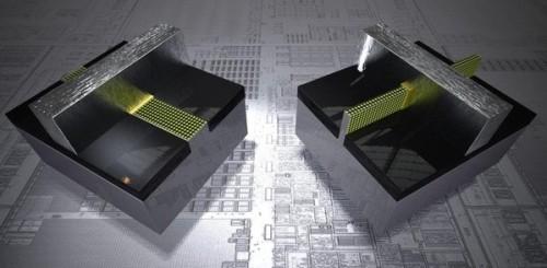 Transistor 3D