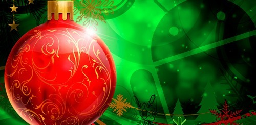 Natale, smartphone Android